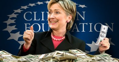 NO MORE PAY-TO-PLAY: CLINTON FOUNDATION DONATIONS PLUMMET 90%