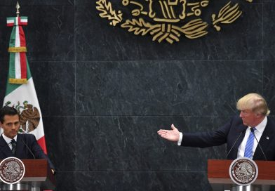 Wall pays for Mexico, 4.8 Billion
