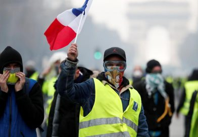 FRANCE: 'YELLOW VESTS' SET FOR 5TH WEEKEND OF DEMONSTRATIONS