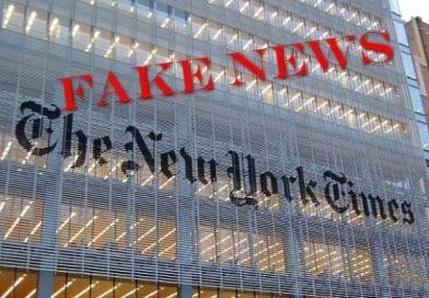 New York Times, Obvious Bias…