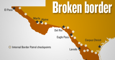Media 'Romanticizes' Illegal Aliens, 'Vilifies' Border Agents – Border Patrol Council President
