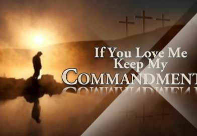 The Commandments and the Faith of Jesus