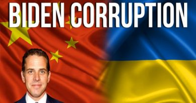 Giuliani exposes Joe Biden's corruption in Ukraine! – UPDATED