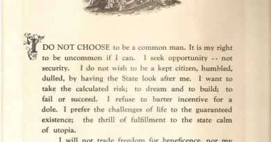 An American Creed