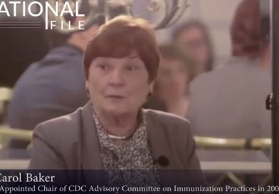Top CDC Official: 'We'll Just Get Rid of All Whites in the United States' Who Refuse Vaccines